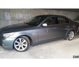 BMW 530 XD, 2008Г