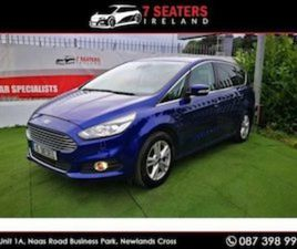 FORD S-MAX AUTOMATIC NEW NCT PRISTINE 7SEATER F FOR SALE IN DUBLIN FOR €16900 ON DONEDEAL