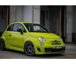 FIAT 500 1.4 16V TURBO ABARTH 350PS