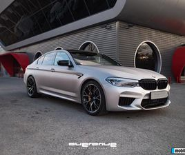 BMW M5 COMPETITION , 2018Г