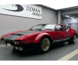 DETOMASO 1973 PANTERA GTS TYPE 874 ***RALLY CAR***