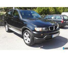 BMW X5 3.0I GAZ/LPG, 2003Г