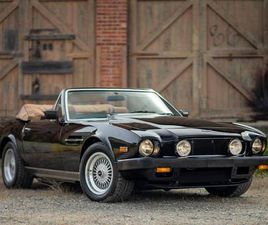1989 ASTON MARTIN V8 VOLANTE ;PRINCE OF WALES;