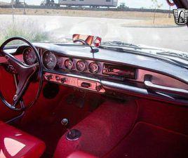1968 VOLVO P1800S COUPE