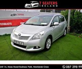 TOYOTA VERSO NEW NCT PRISTINE 7SEATER FAMILY CAR FOR SALE IN DUBLIN FOR €10400 ON DONEDEAL
