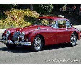 1958 JAGUAR XK-150 FOR SALE