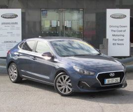HYUNDAI I30 FASTBACK COUPE 120 BHP 40 000 KMS FOR SALE IN OFFALY FOR €17950 ON DONEDEAL