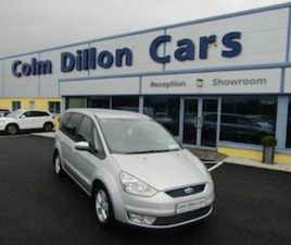 FORD GALAXY 1.8TDCI ZETEC 6 SPEED 125BHP FOR SALE IN DONEGAL FOR € ON DONEDEAL