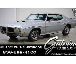 1970 PONTIAC GTO COUPE NUMBERS MATCHING