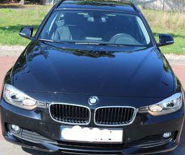 BMW F31 316D TOURING NAVI SKÓRA AUTOMAT 2015 ROK