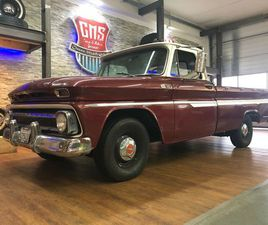 NR. 628 CHEVY C10 PICK UP 1965 LONG BED