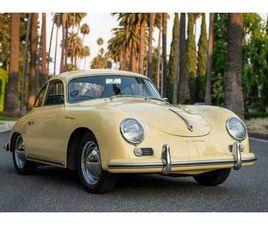1956 PORSCHE 356A CARRERA COUPE