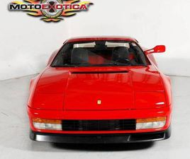 1985 FERRARI TESTAROSSA FOR SALE