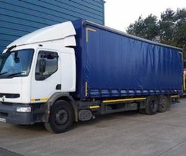 2003 RENAULT PREMIUM 320 28FT CURTAINSIDER FOR SALE IN DUBLIN FOR € ON DONEDEAL