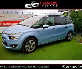 CITROEN GRAND C4 PICASSO CLICK COLLECT/DELIVERY L FOR SALE IN DUBLIN FOR €14,400 ON DONEDE