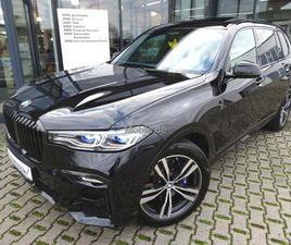 BMW X7 M50I B&W LASER