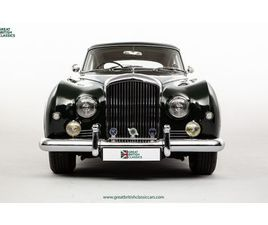 BENTLEY S1 CONTINENTAL FASTBACK // IMPECCABLE HISTORY // FULL RESTORATION // 1 OF 123