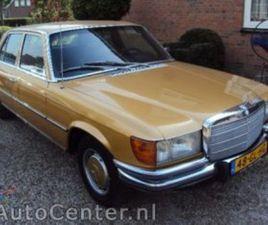 W116 450 SE