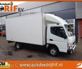 FUSO 3C13/ KUHLKOFFER/ CARRIER/ AIRCO