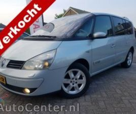 2.2 DCI INITIALE * 7 PERSOONS - AUTOMAAT - LEDER - XENON - NAP *