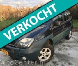 2.0-16V RX4 PACK - NAP - APK 10-2018 - AIRCO - 4X4