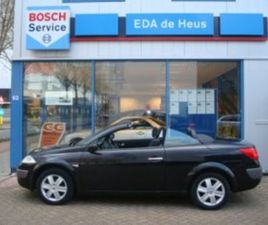 COUPE CABRIOLET 1.6-16V DYNAM.LUXE