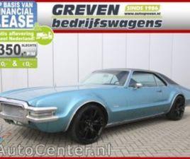 7.5L ROCKET V8 AUTOMAAT 375PK METALLIC LMVELGEN ''20