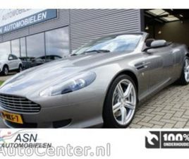 VOLANTE 5.9 V12 TOUCHTRONIC CABRIOLET - LAGE KM - PERFECT ONDE...