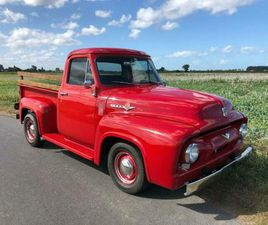 ② FORD F100 PICK UP 1954 - OLDTIMERS & ANCÊTRES