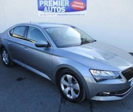 SKODA SUPERB 2.0 TDI - FINANCE ARRANGED FOR SALE IN TIPPERARY FOR €17950 ON DONEDEAL
