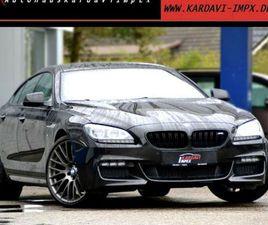 BMW 640 GRAN COUPÉ*S.CLOSE*HUD*KAMERA*PANO*M.SPORT*