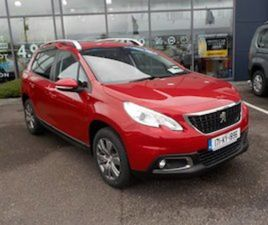 PEUGEOT 2008 ACTIVE 1.6 BLUE HDI 75 4D FOR SALE IN KERRY FOR € ON DONEDEAL