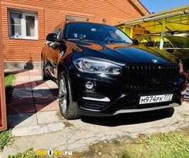 BMW X6 2015Г ЗА 3.4 МЛН РУБ В МОСКВЕ