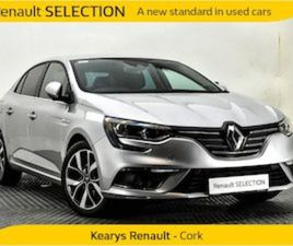 RENAULT MEGANE GC DYNAMIQUE S NAV AUTO FOR SALE IN CORK FOR €20490 ON DONEDEAL