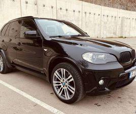 BMW X5 M-ПАКЕТ BMW X5 3.0 D 235 К.С. ДЖИП ДИЗЕЛ 2008 ГОД. 237000 КМ АВТОМАТИК | АВТОМОБИЛИ