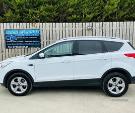 >JUN 2013 FORD KUGA 2.0 TDCI ZETEC 5DR