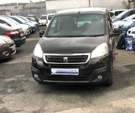 2016 PEUGEOT PARTNER AUTO WHEELCHAIR TAXI FOR SALE IN DUBLIN FOR €15000 ON DONEDEAL