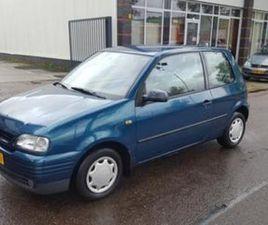 SEAT AROSA 1.4I AUTOMAAT NAP UIT 20-02-1998 AANGEBODEN DOOR S.R. CAR CUSTOMS