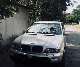 BMW X5, 2005Г