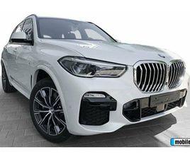 BMW X5 3.0 D XDRIVE М-SPORT, 2019Г