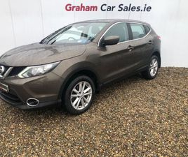 NISSAN QASHQAI, 2015 FOR SALE IN LIMERICK FOR €14,500 ON DONEDEAL