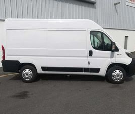 FIAT DUCATO 2.3 120 MWB IN STOCK FOR SALE IN GALWAY FOR €23,500 ON DONEDEAL