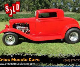 FOR SALE: 1932 FORD STREET ROD IN CLARKSBURG, MARYLAND