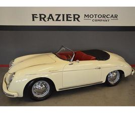 FOR SALE: 1956 PORSCHE SPEEDSTER IN LEBANON, TENNESSEE