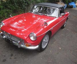 FOR SALE: 1968 MG MGC IN STRATFORD, CONNECTICUT