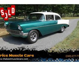 FOR SALE: 1956 CHEVROLET 210 IN CLARKSBURG, MARYLAND