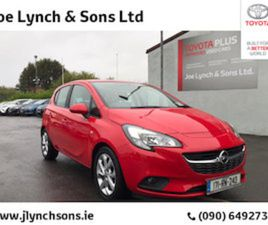 OPEL CORSA CORSA-E SC 1.4 I 90PS 5DR FOR SALE IN WESTMEATH FOR €10000 ON DONEDEAL