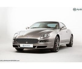 MASERATI COUPE V8 GRANSPORT LE // 44K MILES // LIMITED EDITION // 1 OF 107 // FSH