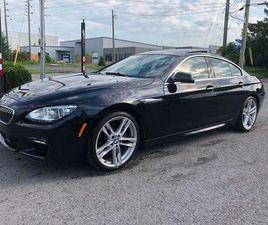 USED 2014 BMW 6 SERIES 650I XDRIVE, M-SPORT, FULLY FULY LOADED, 91 KM