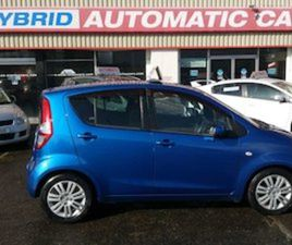 2011 SUZUKI-SPLASH-AUTOMATIC FOR SALE IN LIMERICK FOR €6750 ON DONEDEAL